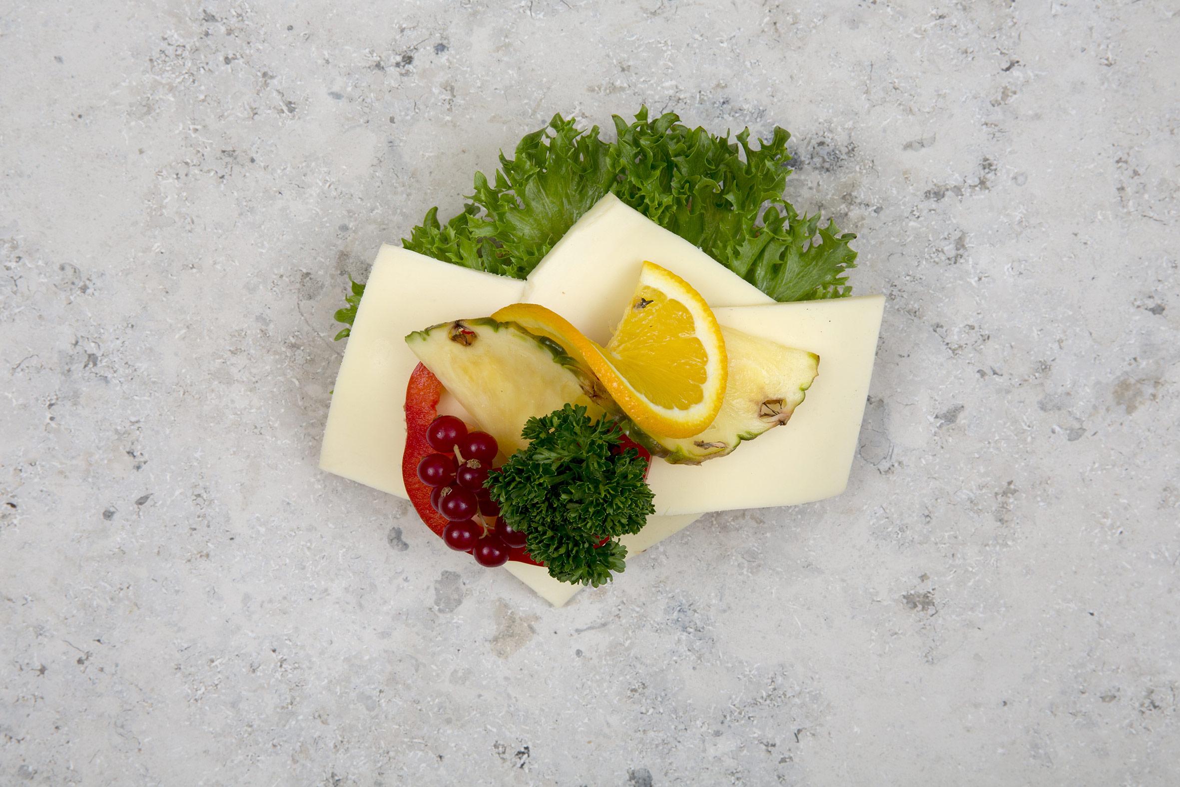 Franskbrød med ost