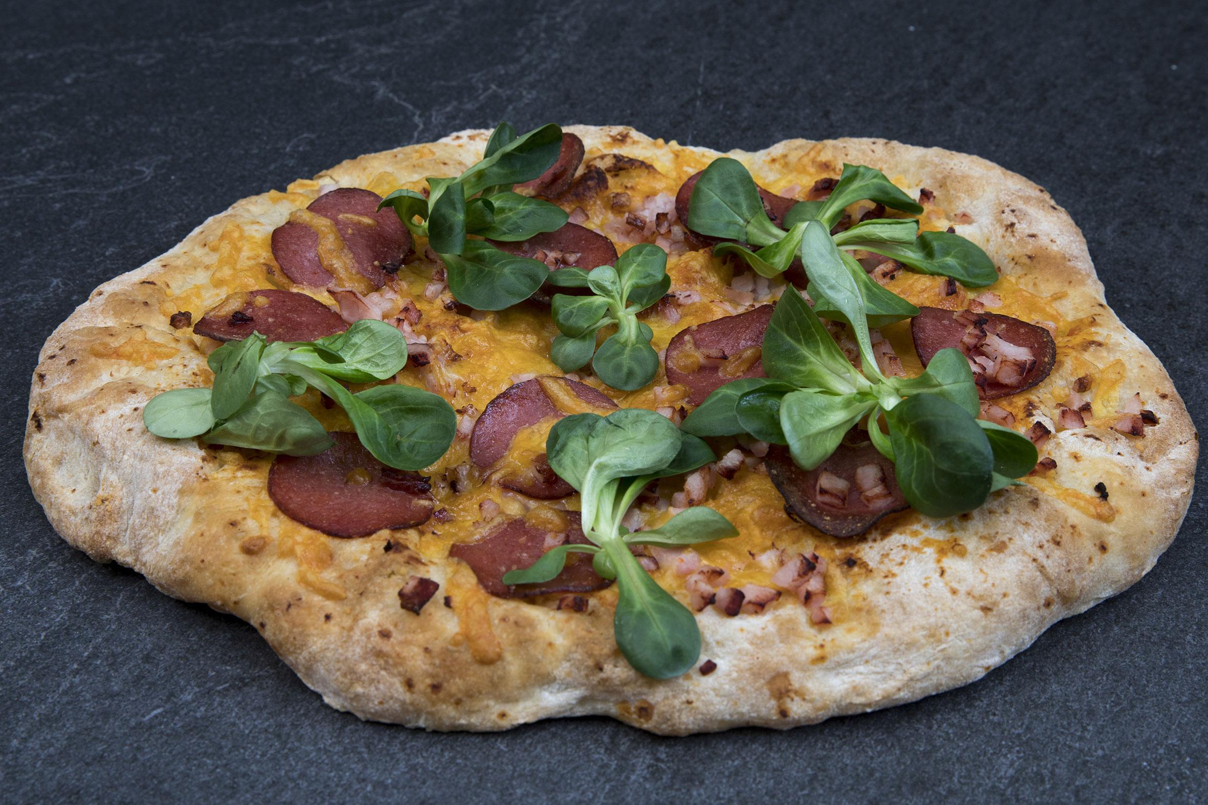 Mikkels pizza