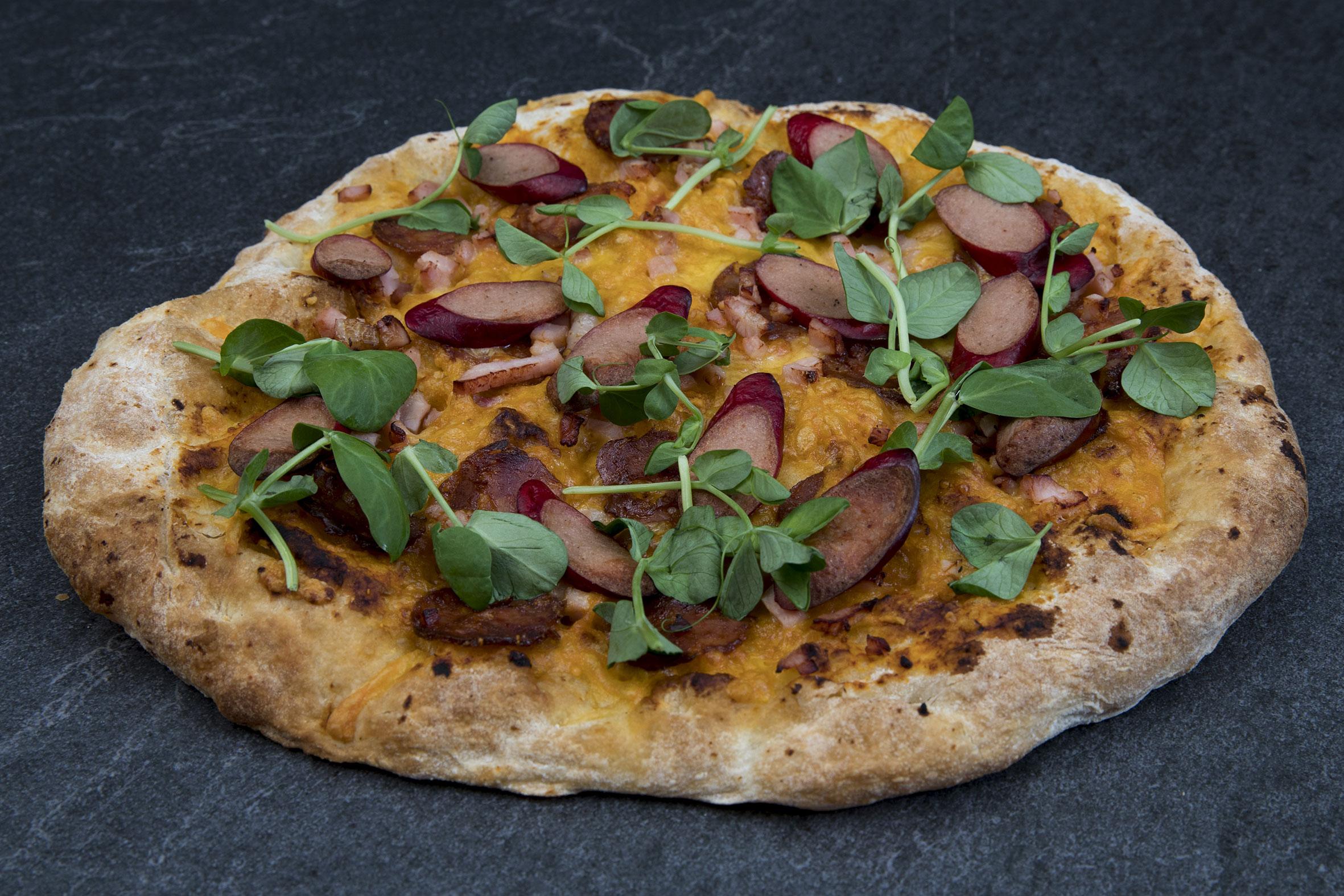 Silkes Pizza